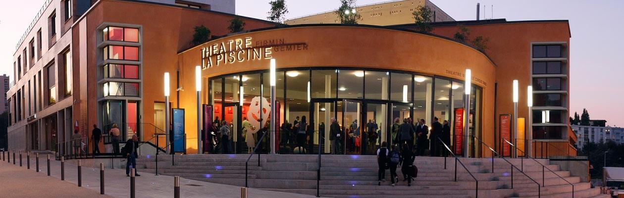 Théâtre Firmin Gémier, La Piscine