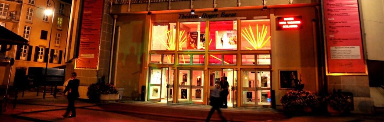 Théâtre Roger Barat