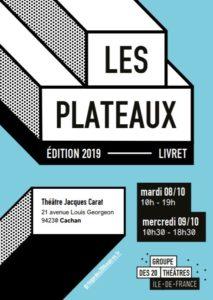 2019 PLATEUAX