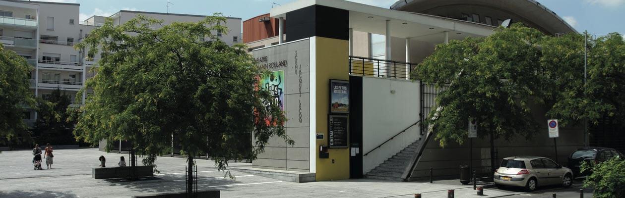 Théâtre Romain Rolland